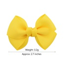 new fashion childrens classic bow hairpin set NHMO337843