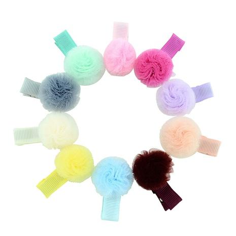 New net yarn ball BB clip set NHMO337854's discount tags