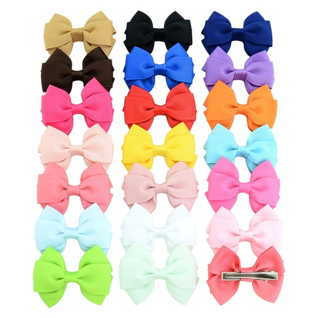 children's bow candy clip set NHMO337860's discount tags