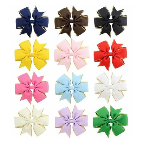 korean fashion Ribbon Bow hairpin set  NHMO337861's discount tags