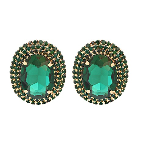 Koreanische Diamantlegierung Ohrringe Großhandel NHJJ338185's discount tags