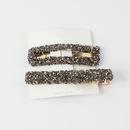 fashion rhinestone side clip NHCT338261