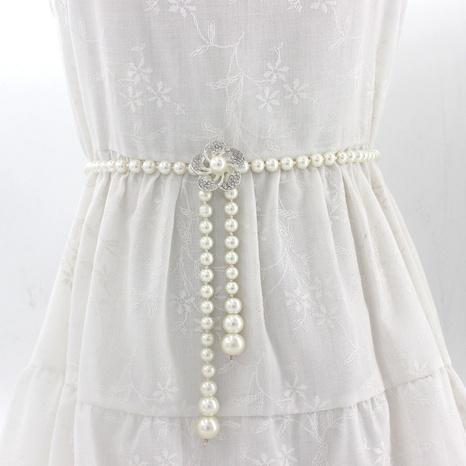 Hüftgurt mit süßer Perlenkette NHNZ338303's discount tags