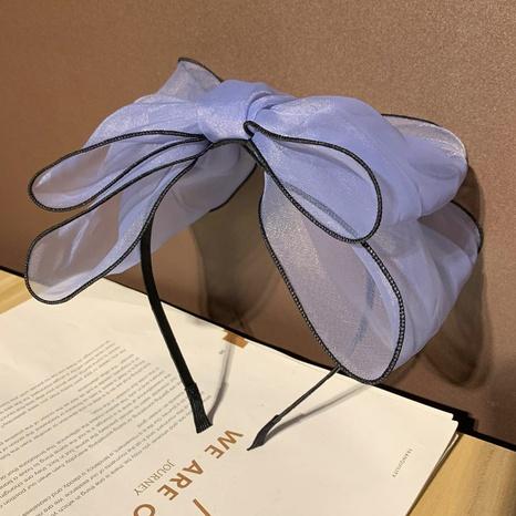 fashion simple bow headband NHQC339188's discount tags