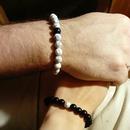 Fashion natural stone bracelet wholesale NHAKJ338423