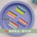 simple candy color hair clip NHWB338573