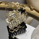 Korea bear bow alloy hair clip wholesale NHAR338669
