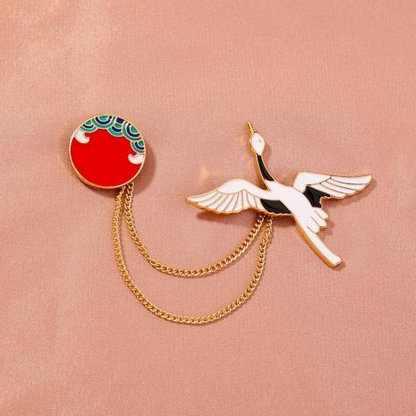 fashion animal Asymmetrical Brooch  NHAN339000's discount tags