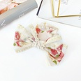 NHUX1568632-Lace-single-layer-bow-big-flower-spring-clip