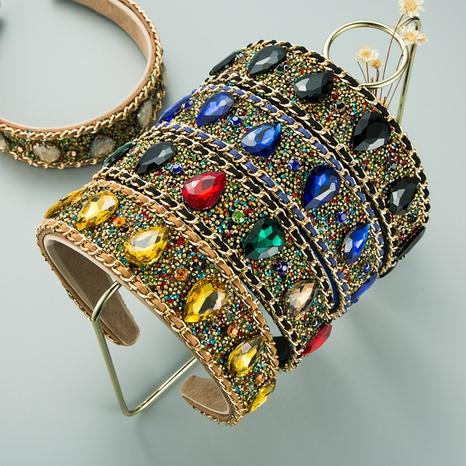 bandeau de chaîne de diamant de mode NHLN339090's discount tags
