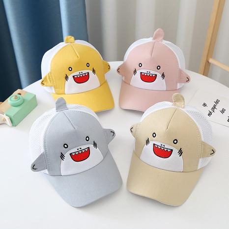 chapeau de filet pour enfants de requin NHTQ339150's discount tags
