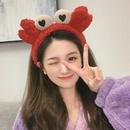 Korean little crab nonslip headband NHAMD339172