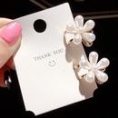 retro pearl daisy mini catch clip NHCQ339198