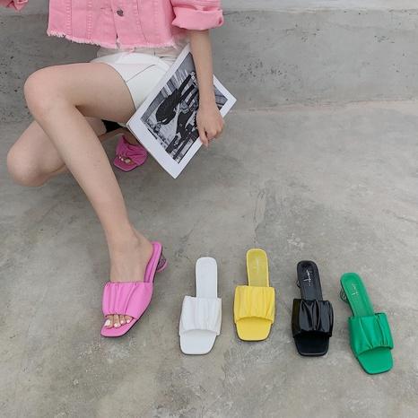 Pantoufles coréennes NHHU339398's discount tags