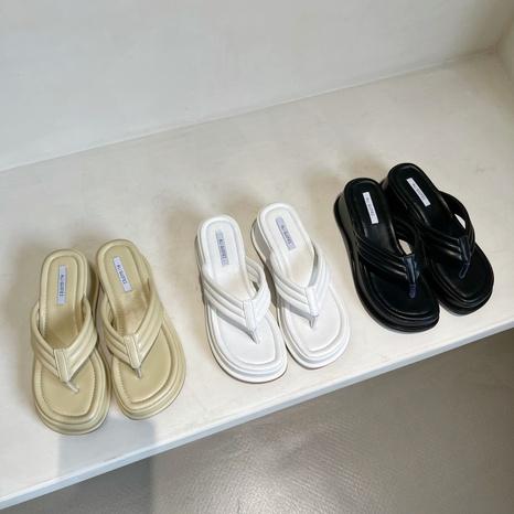 nouvelles tongs à la mode coréenne NHHU339408's discount tags