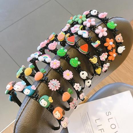 Nettes Blumenstirnband der koreanischen Kinder NHSA339970's discount tags