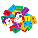 creative English love words party game card NHJIN340270