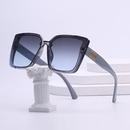 Fashion big frame geometric antiuv sunglasses wholesale NHLMO340290