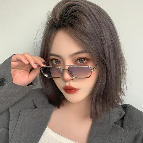 new fashion style korea frame sunglasses NHLMO340356's discount tags