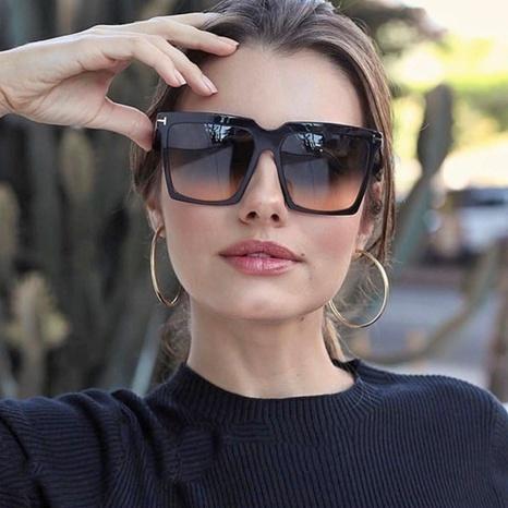 new fashion style korea  box retro sunglasses  NHLMO340358's discount tags