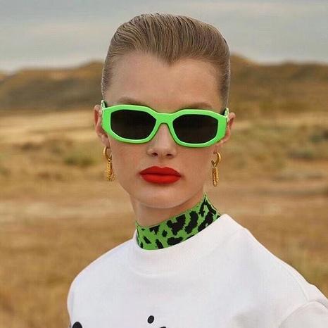 new fashion style korea frame trendy  sunglasses NHLMO340380's discount tags