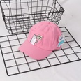 NHCM1575781-Polar-Bear-Embroidered-Beanie-Pink-One-size
