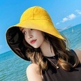 NHCM1575965-Big-Side-NICE-Fisherman-Hat-Yellow-One-size