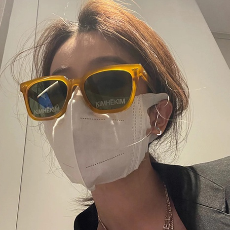 retro style fashion new trendy UV protection sunglasses NHKD340220's discount tags