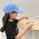 cartoon breathable thin dome long eaves childrens baseball caps NHCM340473