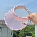 fashion contrast color outdoor childrens sunshade sun hat wholesale NHCM340484