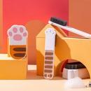 cute fashion cat paw brush set NHYUE340660