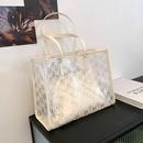 korean fashion new largecapacity transparent bucket bag NHJZ340965