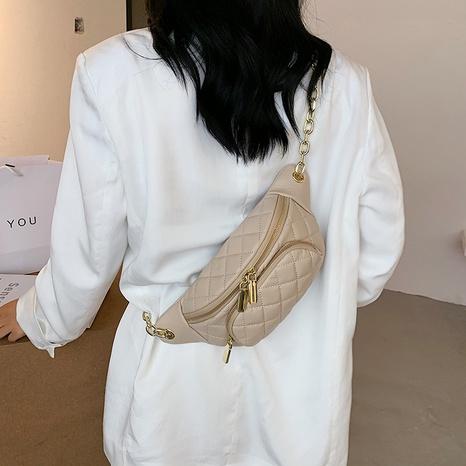 Bolso de la cintura del mensajero del hombro de la cadena de la moda al por mayor NHLH341005's discount tags