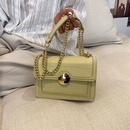 Fashion chain stone pattern shoulder messenger bag wholesale NHLH341013