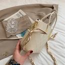 Fashion silk scarf shoulder messenger portable bag wholesale NHTG341110