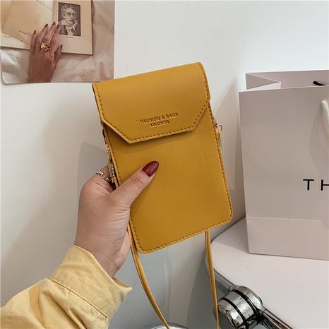 Petit sac à bandoulière vertical à la mode en gros NHXC341272's discount tags