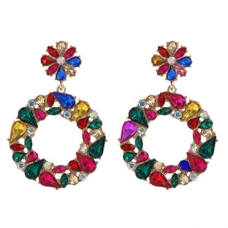 boucles d'oreilles en alliage de mode en gros NHJQ341423's discount tags