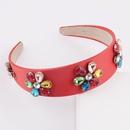 New fashion rhinestone flower headband NHWJ341909