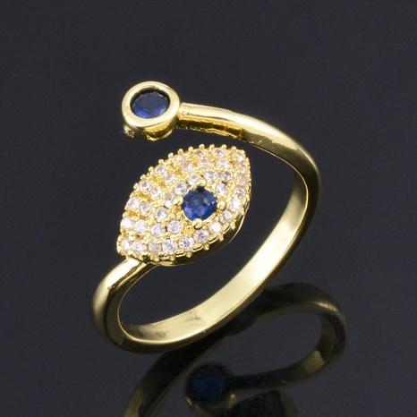 Fashion Demon Eye Open Ring Großhandel NHXIN342392's discount tags