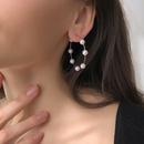 boucles d39oreilles  perles gomtriques simples NHMD342487