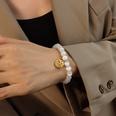 NHOK1589286-Golden-blessing-opal-elastic-bracelet-14cm