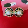 NHOM1589537-Round-White-Pearl-Silver-Needle-Stud-Earrings-2.
