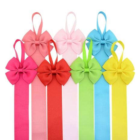 Neue Kinder einfarbig niedlichen Blumen Stirnband Set NHMO342811's discount tags