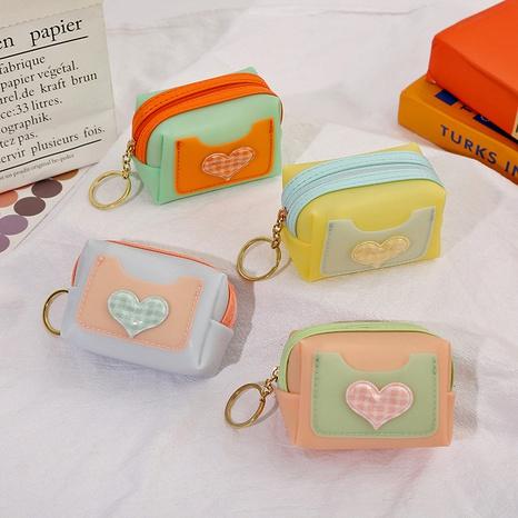 joli mini porte-monnaie d'amour coréen nouveau style NHAE342888's discount tags