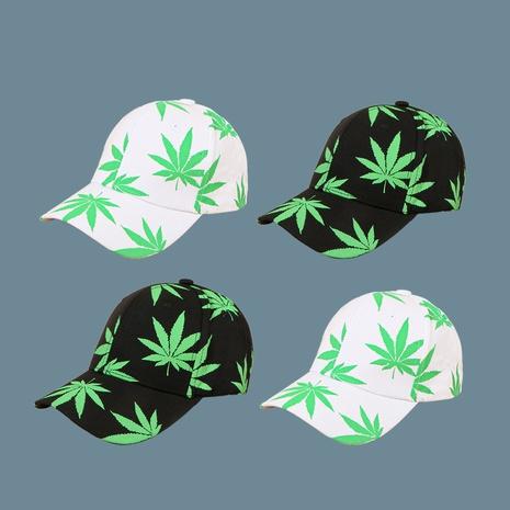 Gorra de béisbol de hoja de arce de tendencia de moda coreana NHAMD343056's discount tags