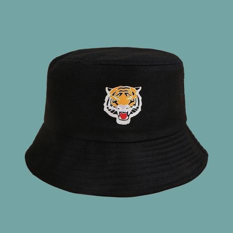 nuevo sombrero de pescador de cabeza de tigre de sombra de estilo de moda NHTQ343181's discount tags