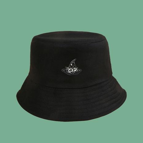 Sombrero de pescador de sombrilla de ala ancha de moda coreana NHTQ343182's discount tags