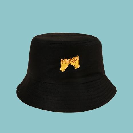 nuevo sombrero de lavabo a prueba de sol de ala ancha de moda coreana NHTQ343188's discount tags