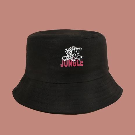 nuevo sombrero de pescador de cabeza de tigre de moda coreana NHTQ343190's discount tags