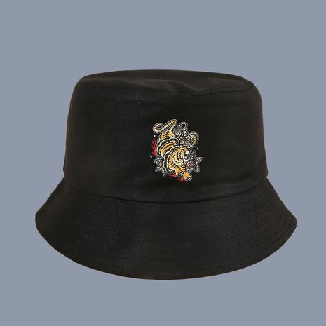 Sombrero de pescador casual con sombrilla de ala ancha de estilo coreano NHTQ343192's discount tags